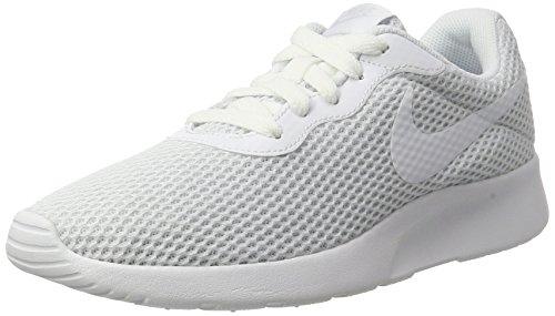 Nike Damen Wmns Tanjun Se Sneaker Weiß (bianco / Puro Platino / Bianco)