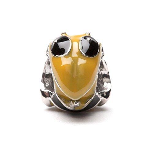 Stone Armory Georgien Tech gelb Jacken GT Buzz Maskottchen Charm Bead
