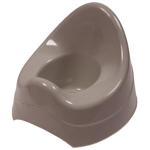 Babycalin Pot Bébé Taupe 29 x 30 x 22,5 cm