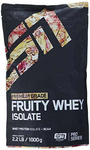 Esn Fruity Whey Isolate Green Apple, 1000 g -