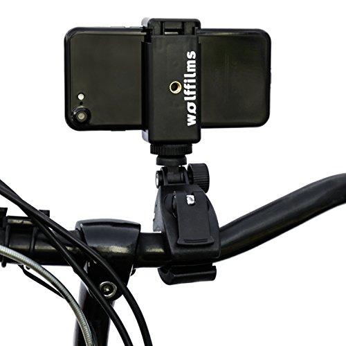 """Arktis """"Wolffilms Smartphone- und Kamerahalterung für Fahrrad"""