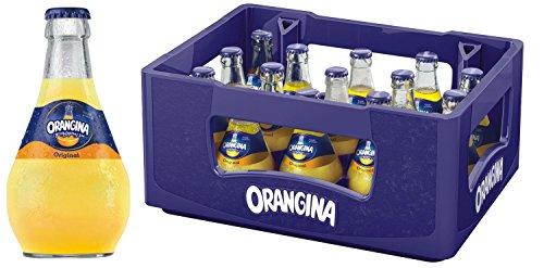 Orangina Limonade mit frischem Fruchtfleisch 15x0,25l Glasflasche inc. 2.25€ MEHRWEG Pfand