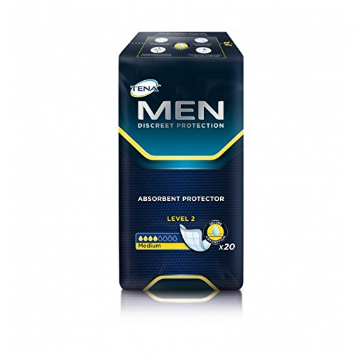 tena-750776-men-level-2-incontinence-pad-pack-of-20
