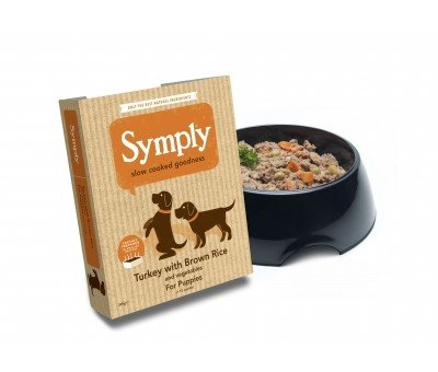 SYMPLY TURKEY with BROWN RICE and
