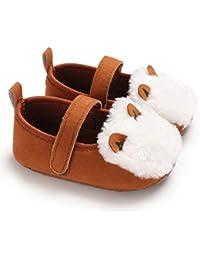 4c3231bbde747 Chaussures Bébé Filles Garcons Bottes de Neige Chaudes d hiver Chaussures à Semelle  Souple pour