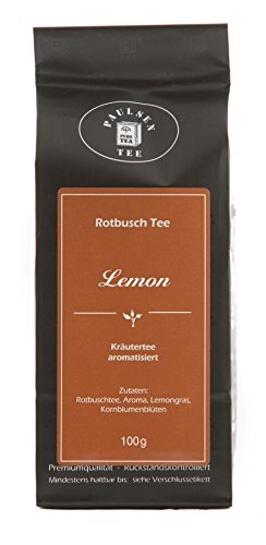 Paulsen-Tee-Rotbuschtee-Lemon-100g