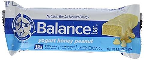 Balance Bar Yogurt Honey Peanut Bar (6x1.76Oz)