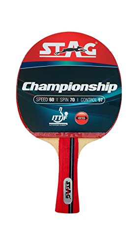 Stag Championship Table Tennis Racquet