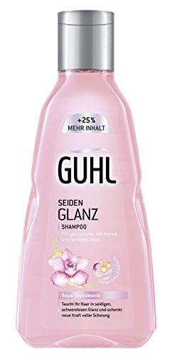 Guhl soie de shampoing brillance 250 ml