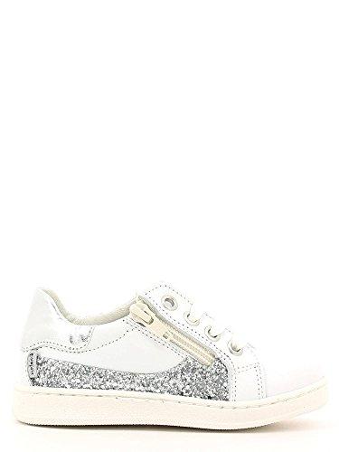 Melania , Chaussures de ville à lacets pour fille Blanc Cassé - Bianco
