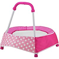 Chad Valley Baby Trampoline Pink by Unknown