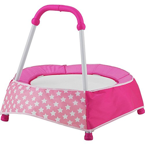 Preisvergleich Produktbild Chad Valley Baby Trampoline Pink by Unknown