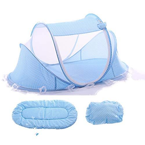 die moskitonetze neugeborenen moskitonetze faltbaren baumwolle kissen kissen musik paket baby bett moskitonetze ein - Moskitonetz Faltbaren