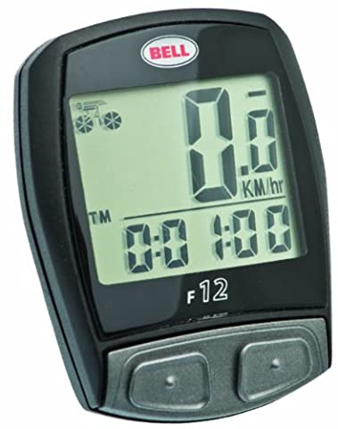 Bell 12 Function Cycle Bike Computer