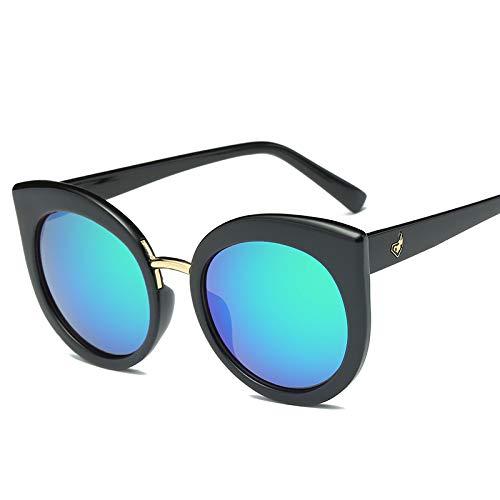ANSKT Cat Eye Sonnenbrillen, 1UV 400 Outdoor-Sportbrillen polarisierte Sonnenbrillen Reitbrillen, geeignet zum Skifahren von Golf-Bikes beim Fischen mit Baseball