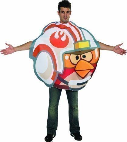 s Herren Kostüm Luke Skywalker Karneval Gr.48-52 (Angry Birds Luke Skywalker Kostüm)