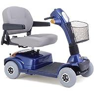 Orgullo de Maxima 4 (4 ruedas), color: azul Viper