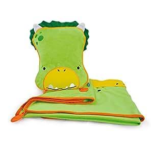 Trunki Travel Blanket Green