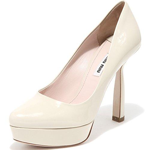 86297 decollete MIU MIU VERNICE scarpa donna shoes women [37.5]