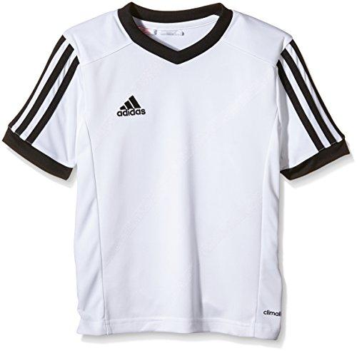 adidas Kinder Trikot Tabela 14, White/Black, 140, F50271