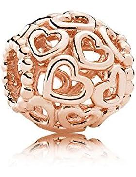 Pandora Charm - Herzstrudel - Pandora Rose - 780964