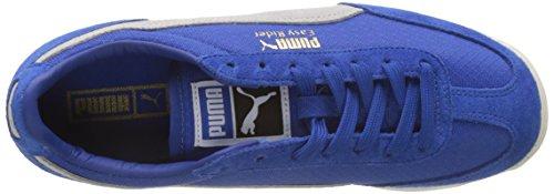 Puma Easy Rider, Sneakers Basses Mixte Adulte Bleu (Lapis Blue-whisper White-gold)