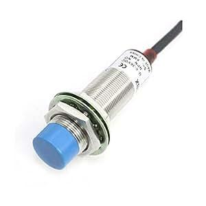 Baomain LJ8A3-8-Z / BX 6-36VDC NO 3 fils 8mm Détecteur de proximité inductif Commutateur