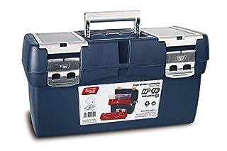 Tayg Caja herramienta plástico n. 16, Azul, Rojo, 500 x 258 x 255 mm (B004JPO51W) | Amazon Products
