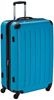 HAUPTSTADTKOFFER - Alex- Luggage Suitcase Hardside Spinner Trolley 4 Wheel Expandable, 75cm, cyanblue (B0056GP7ZQ) | Amazon price tracker / tracking, Amazon price history charts, Amazon price watches, Amazon price drop alerts