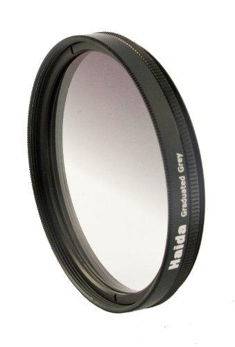 Haida Grau Verlaufsfilter für Digitalkameras 72mm Filterdurchmesser