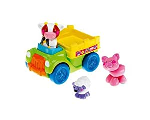 Fisher-Price Push And Go Farm Truck