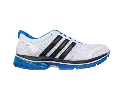 adidas Adizero Aegis 2 Womens Running Trainers/Shoes-White-37.5