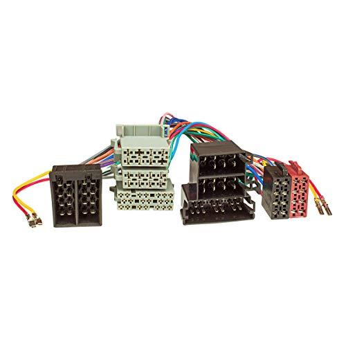 tomzz Audio 7339-000 T-Kabel ISO passend für Opel ISO 36 pin bis 2004 zur Einspeisung von Freisprecheinrichtung ISO Verstärker für THB Parrot Dabendorf i-sotec Match