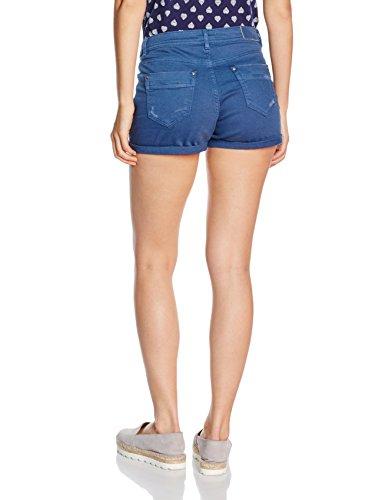 Springfield - Pantaloncini da donna Blu