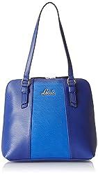 Lavie Cherry Womens Handbag (Blue)