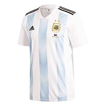 Argentinien Home Trikot 2018 inkl Gratis Russland 2018 Druck - XS