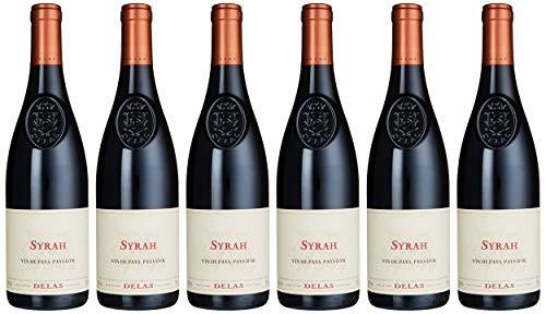 Delas Frères Syrah  trocken (6 x 0.75 l)