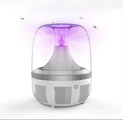 mosquito killer, muto creativo trasparente completamente automatico lampade repellenti per zanzare materne e anti-radiazioni a luce controllata