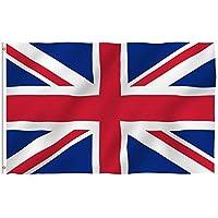 Anley Fly Breeze 3x5 Foot UK Flag