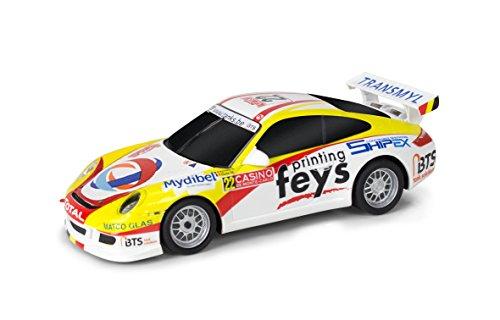 Scalextric Compact - Porsche 911 GT3 Duez, coche de juguete (C10229X300)