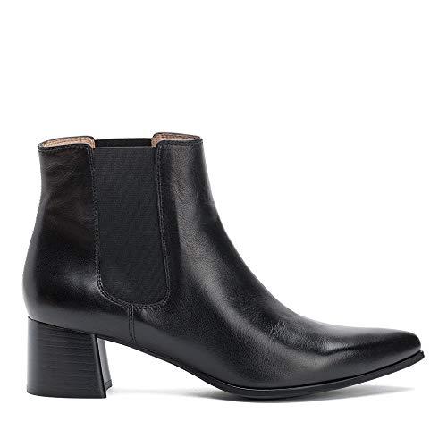 Unisa Damen JISTE_F18_NA Chelsea Boots, Schwarz (Black), 37 EU