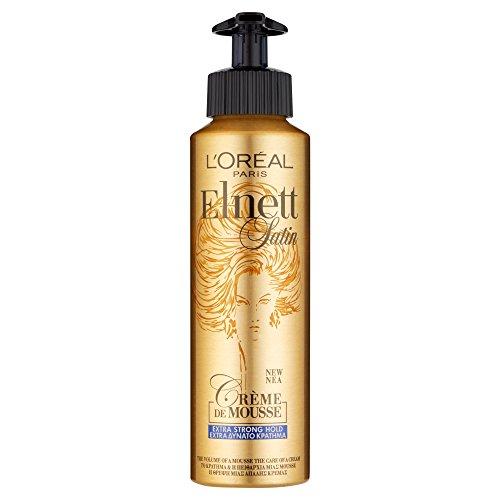 L'Oréal Paris Elnett – Spray mousse 200 ml, ultra résistant