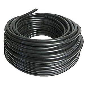 Waskönig+Walter Erdkabel PVC schwarz NYY-J 5x2,5 Ring 50m zur Verlegung im Freien, Erdreich (deutsche Markenware) VDE