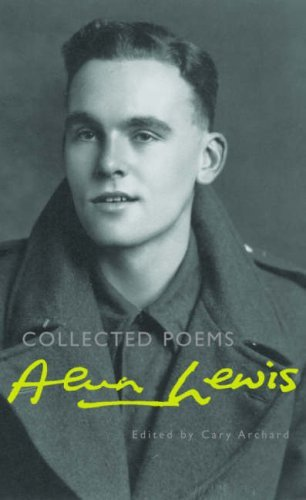Alun Lewis: Collected Poems by Alun Lewis (2007-10-01)