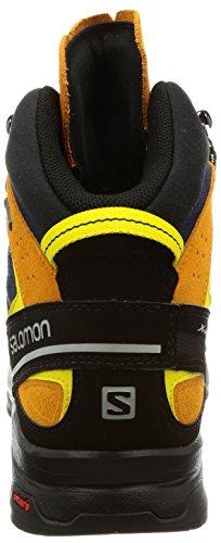 Salomon - Salomon X Alp Mid Ltr Gtx Shad/castor Gr Chaussures Orange