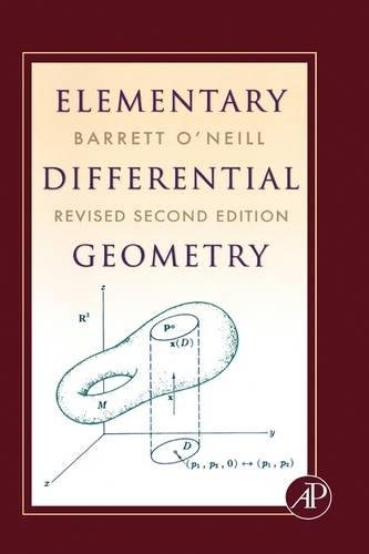 Elementary Differential Geometry, Revised 2nd Edition por Barrett O'Neill