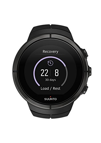 Suunto Spartan Ultra HR Watch (Black)