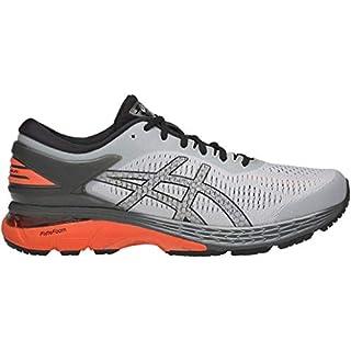 Asics Men's Gel-Kayano 25 Running Shoes,Grey (Mid Grey/Red Snapper 022) ,10 UK (45 EU) (B07KS4KZZ4)   Amazon price tracker / tracking, Amazon price history charts, Amazon price watches, Amazon price drop alerts