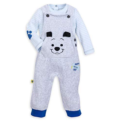 Disney Lucky Latzhose für Babys, 101 Dalmatiner Multi