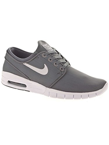 Nike - Chaussures Skateshoes Homme Sb Stefan Janoski Max - Taille:one Size Multicolore (Gris / Blanco (Cool Grey / White-White-Drk Grey))